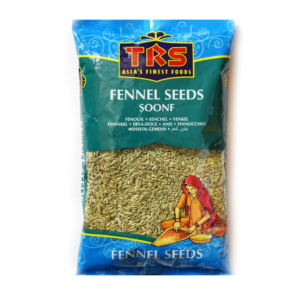 TRS  Fennel Seeds , soonf – 400g