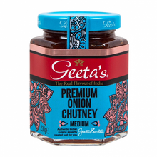 Geeta's Chutneys & Pickles