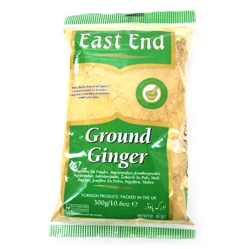 Ground Ginger East End