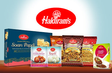 Haldirams Products : Select from the List