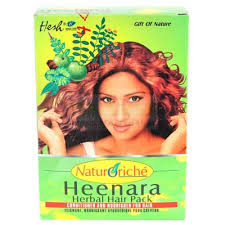 Hesh  Heenara Hair Pack Powder, 100g