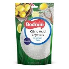 Bodrum Citric Acid Crystals 100g