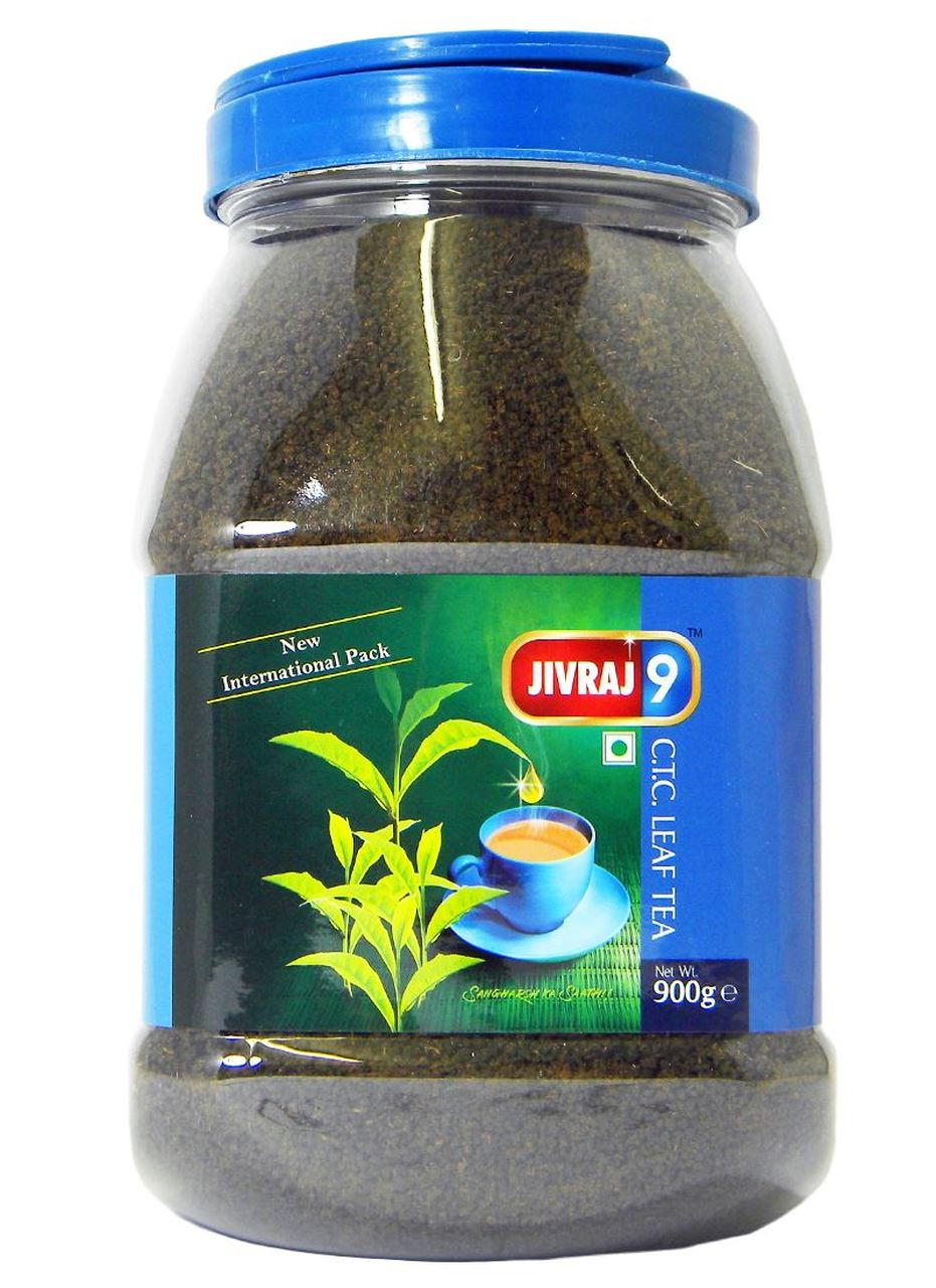Jivraj  CTC Leaf Tea 900g