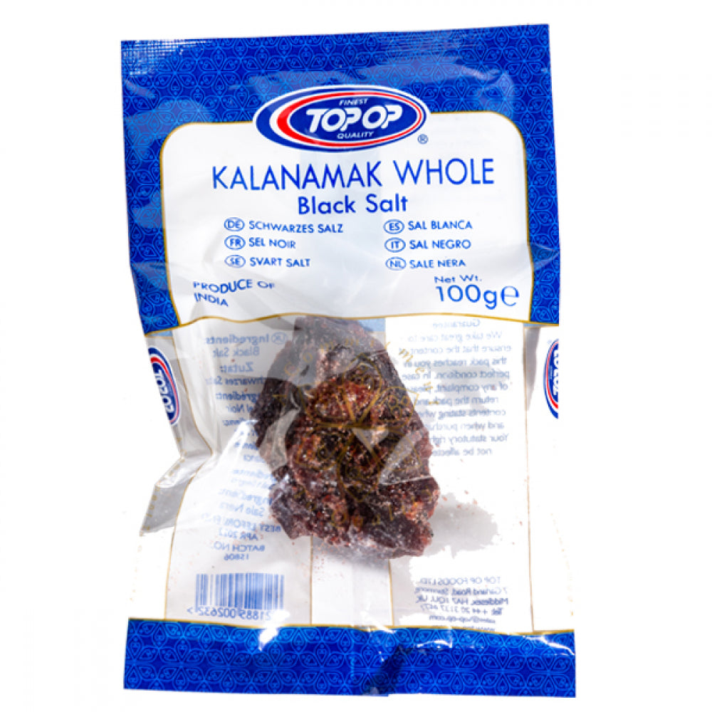 Kala Namak whole  (Black Salt) kalanamak