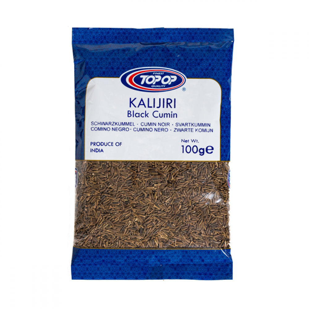 Top-Op Kalijiri Black Cumin