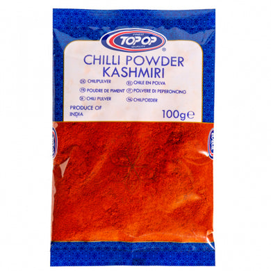 Top-Op Chilli Powder Kashmiri
