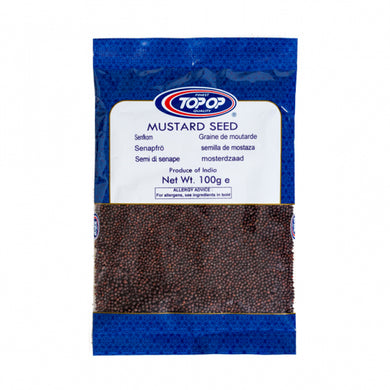 Mustard Seeds Brown
