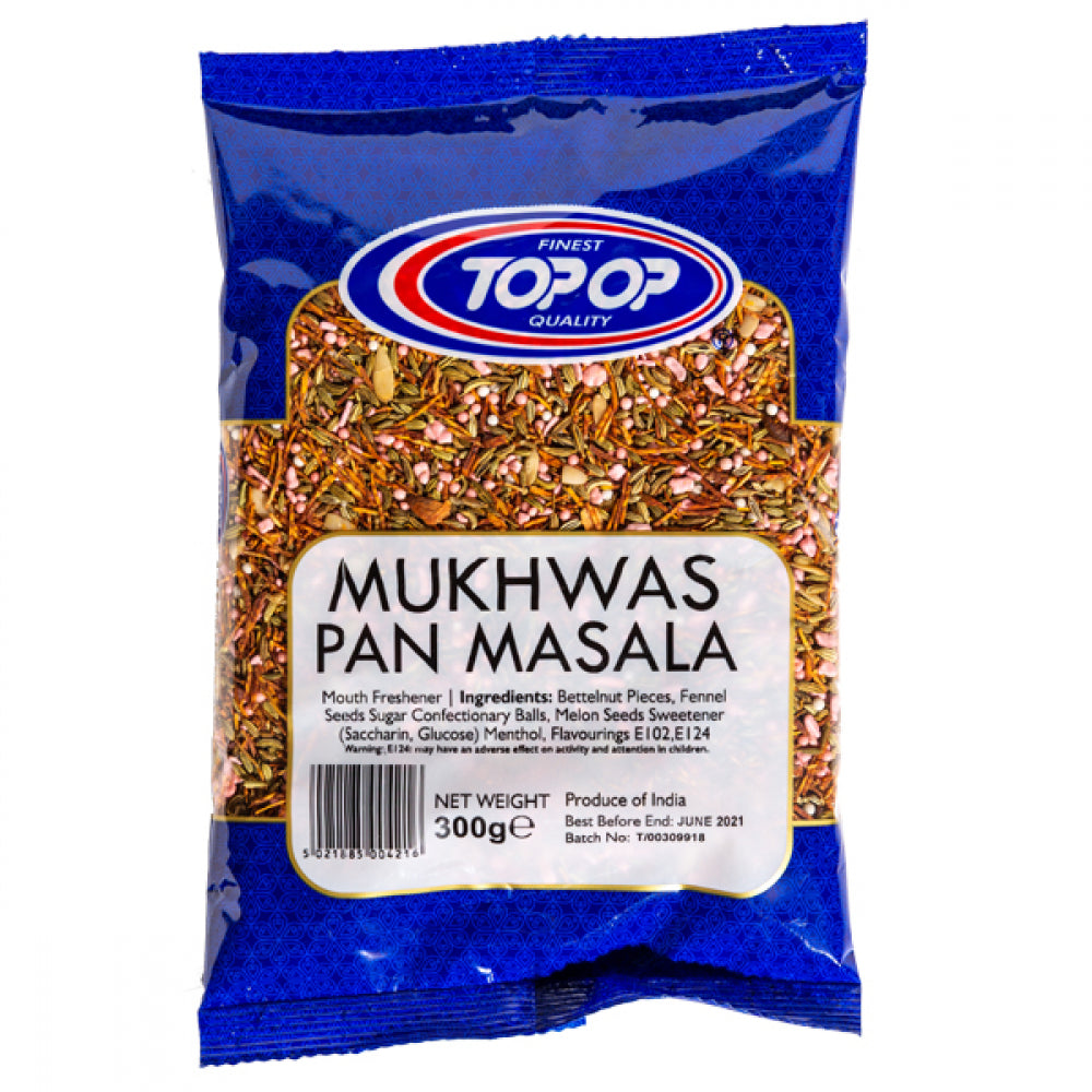 Top-Op Mukhwas Pan Masala