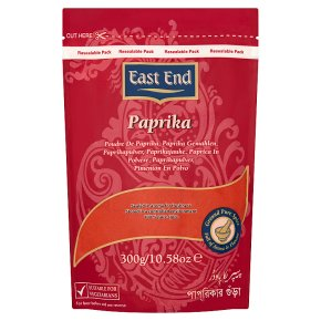 East End Paprika Powder 300g