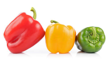 Peppers / capsicum : Pick Colours from List