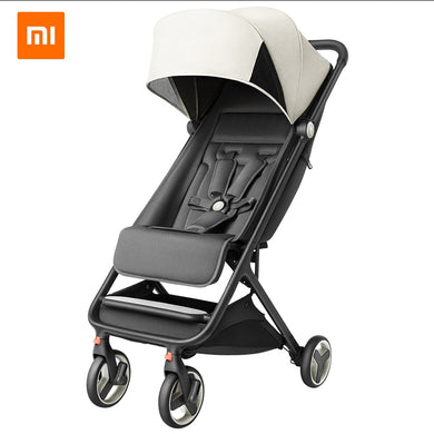 Xiaomi Baby Stroller Folding Portable Trolley On The Plane Umberlla High landscape Rainproof Mini Lightweight Newborn Stroller