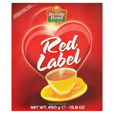 Brookbond Red Label Tea 450g