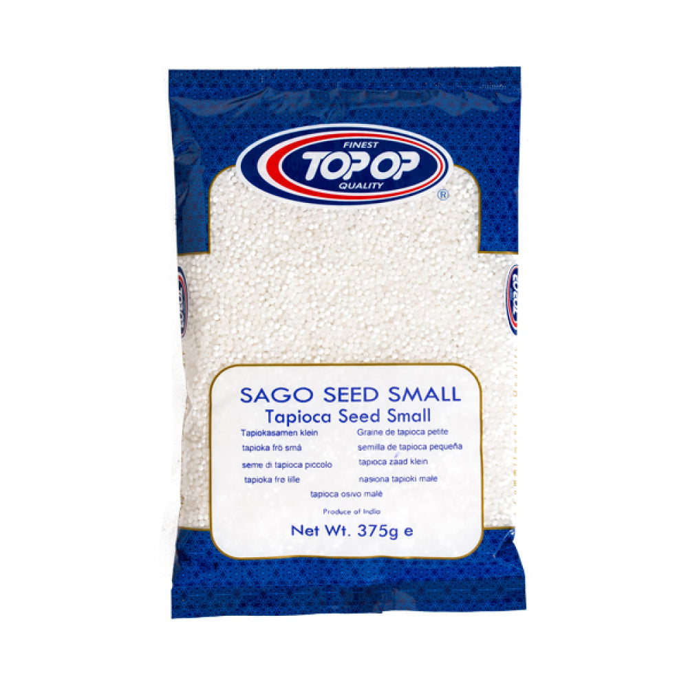 Top-Op Sago Seeds Small 375g