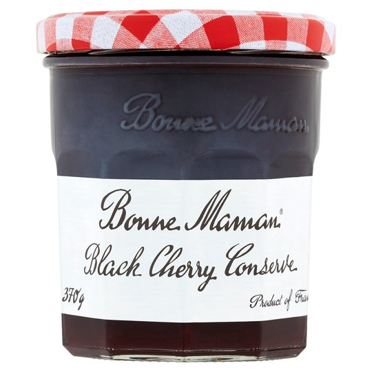 Bonne Maman Black Cherry Conserve 370G