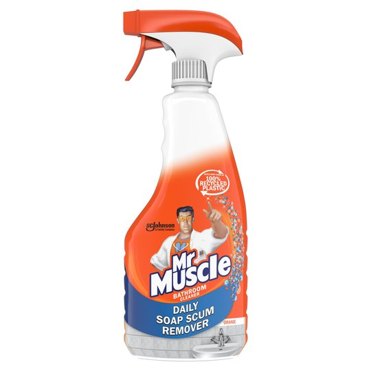 Mr Muscle Bathroom Cleaner Spray 500Ml