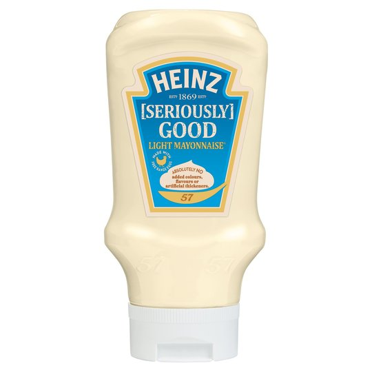 Heinz Seriously Good Mayonnaise Light 420G