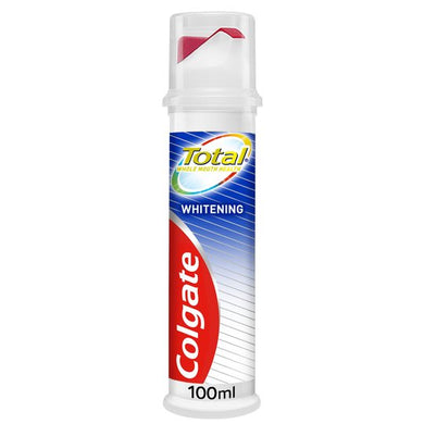 Colgate Total Advanced Whitening 100Ml pump
