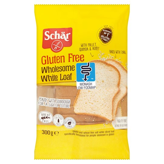 Schar Wholesome White Loaf 300G