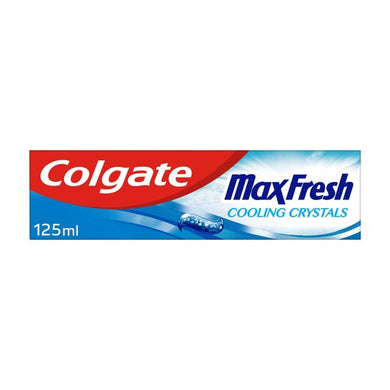 Colgate Max Fresh Blue Toothpaste 125Ml