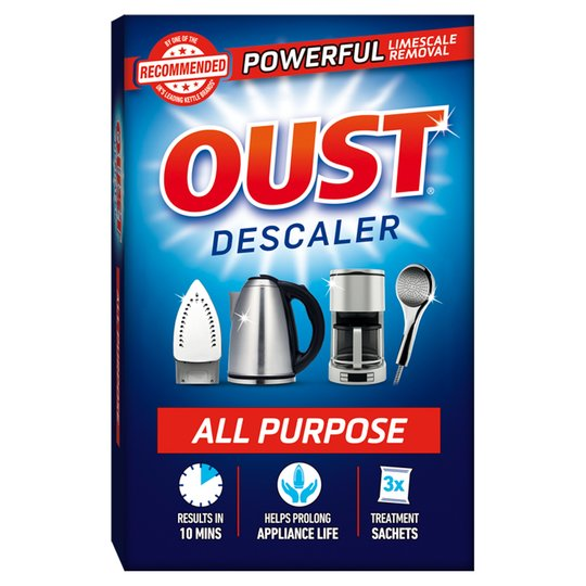 Oust All Purpose Descaler 3 Pack