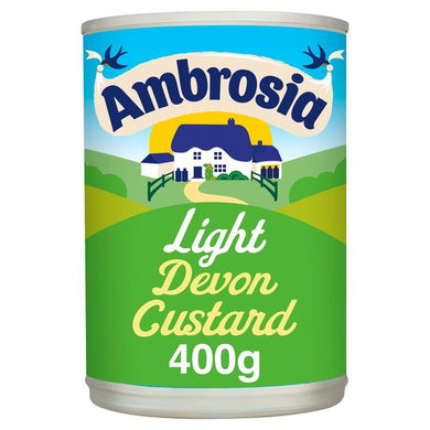 Ambrosia Low Fat Custard 400G