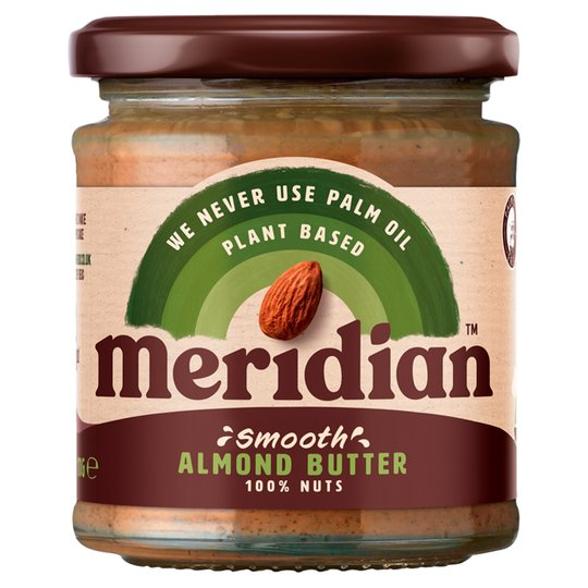 Meridian Almond Butter Smooth 170G