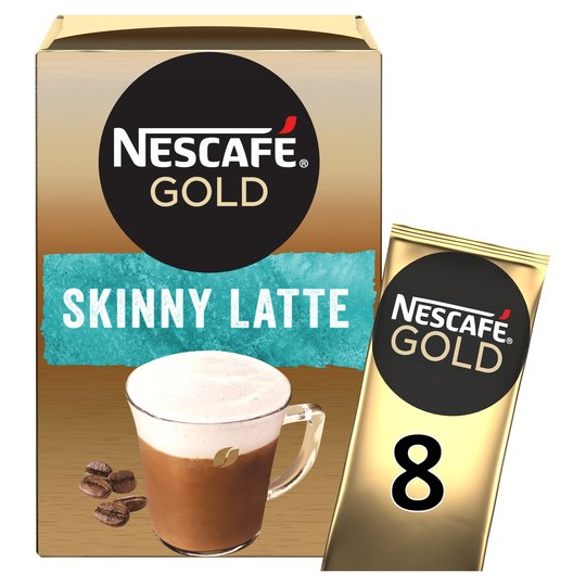 Nescafe Latte Cafe Menu Latte Skinny 156G