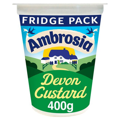 Ambrosia Devon Custard Pot 400G