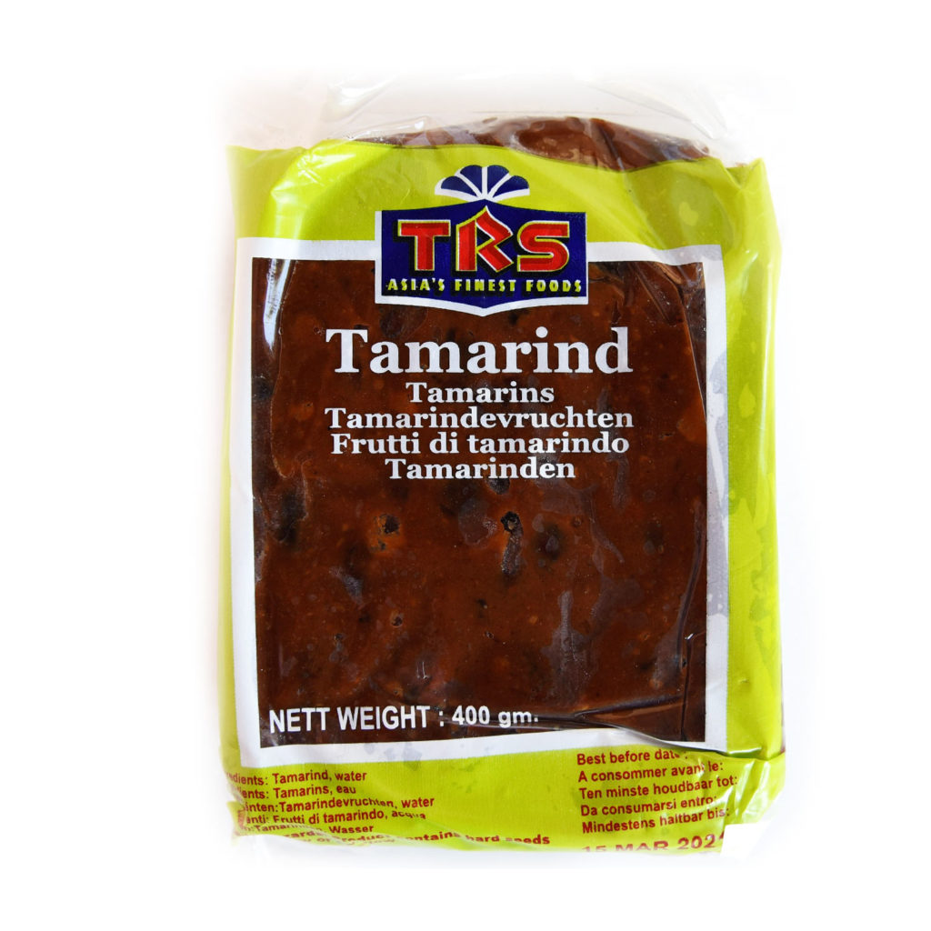 TRS Tamarind  with Seeds  400g