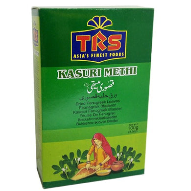 TRS KASURI METHI Dried Fenugreek Leaves 100g