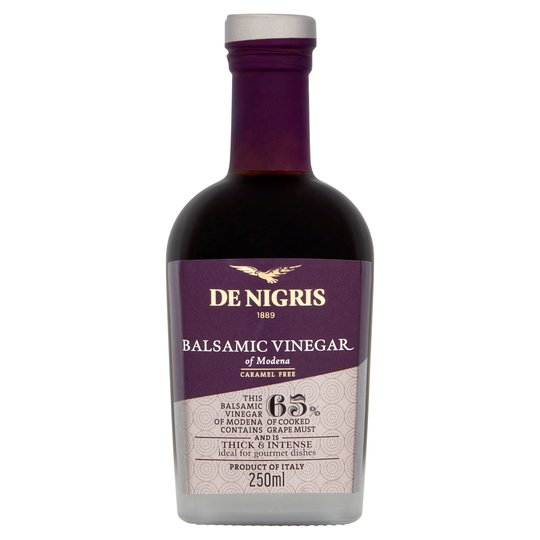 De Nigris Balsamic Vinegar Of Modena 250ml