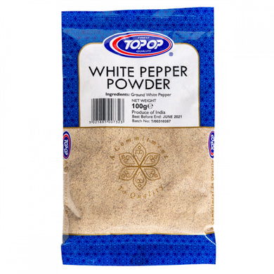 Top-Op White Pepper Powder