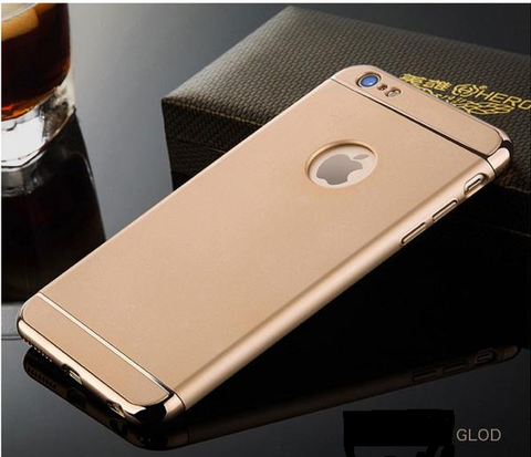 Sleek Stylish Phone Case-Gold