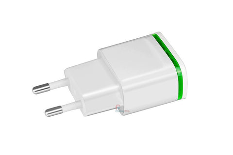EU Universal USB Travel Charger