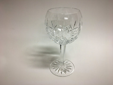 Waterford Lismore Balloon Wine Glasses - Set of 4