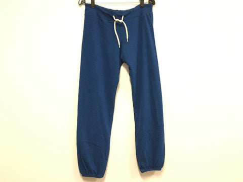 MONROW Classic Blue Sweatpants - Size Small