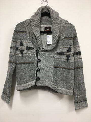 Heartloom Wool Blend Cardigan Jacket - Size Small (NEW WITH TAGS)