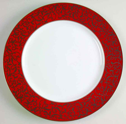 MIKASA Parchment Rouge 12 inch Chop Plate/Round Platter