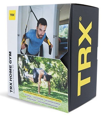 TRX Home Gym Suspension Training Kit (New)