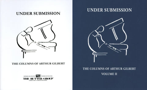 Under Submission - Volumes I & II Package