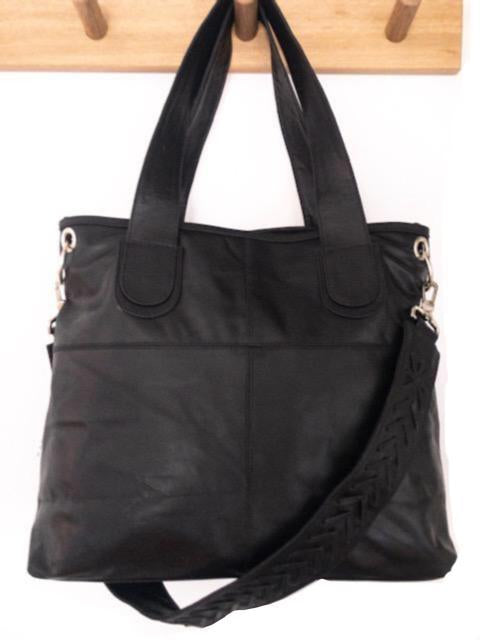 Tracey Bag by Bare Leather - Black