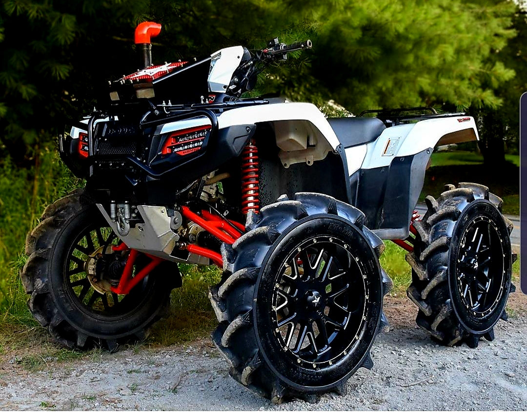 Honda Forman Rubicon Irs 2015 Catvos 5 Inch Lift