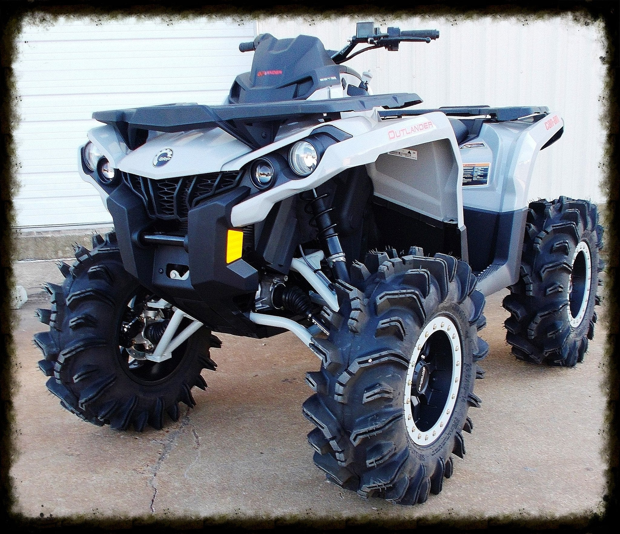 CV Boot Repair for Front Inner Can Am Outlander 800 Xmr-MAX 2012
