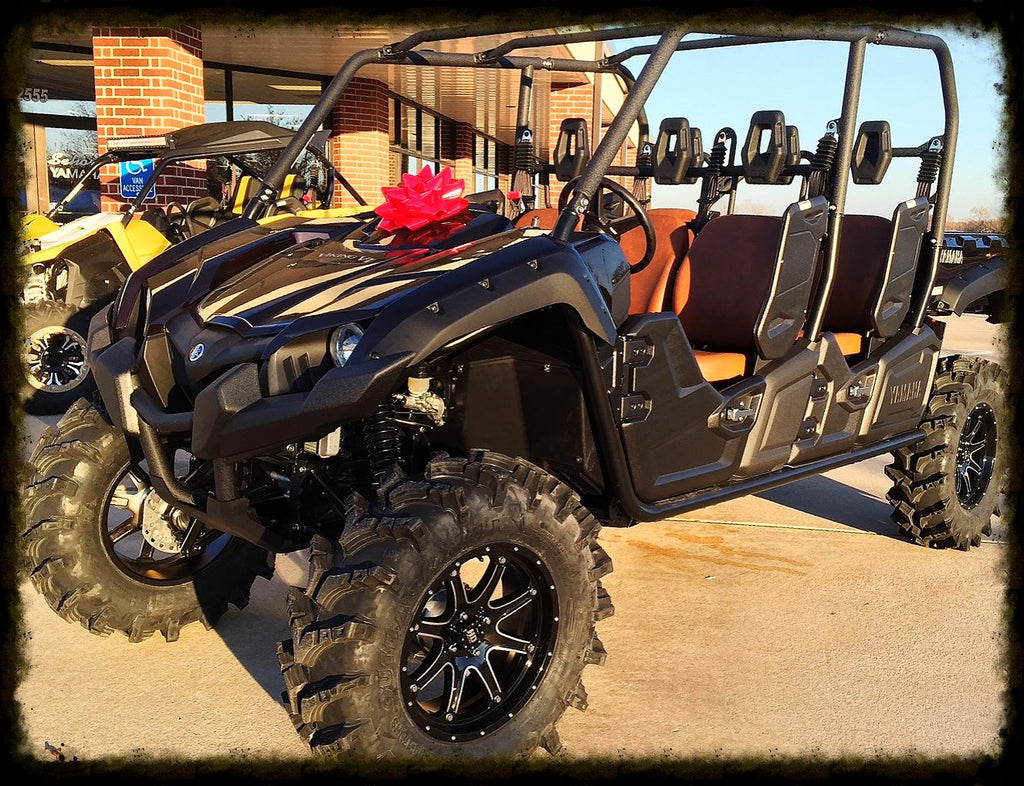 Yamaha Rhino Lift Kits Best