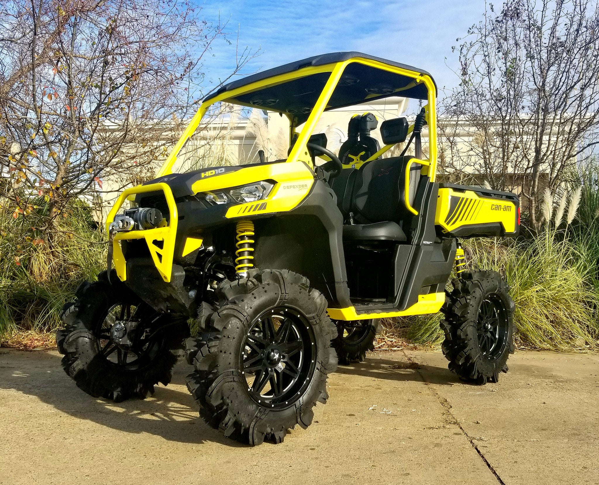 "Can Am Commander For Sale >> CANAM DEFENDER CATVOS XMR 5"" LIFT"