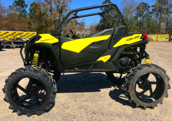 "CANAM MAVERICK TRAIL CATVOS 8"" LIFT"