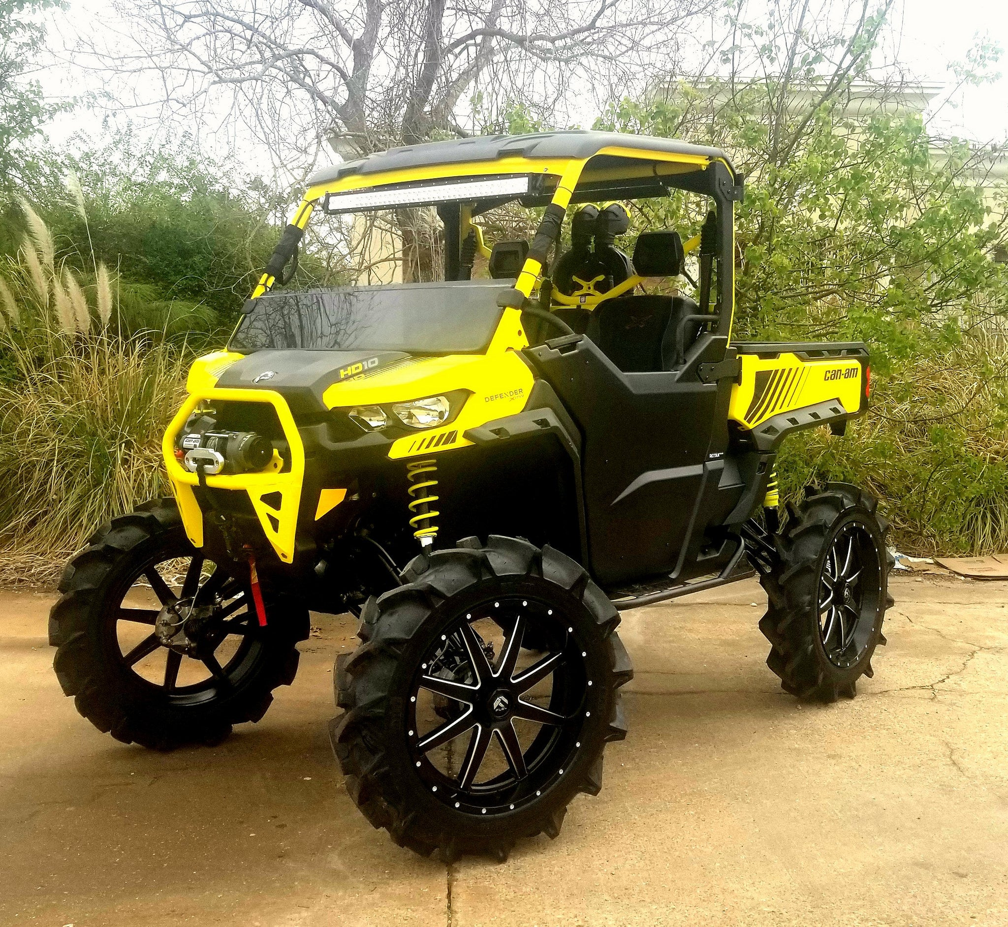 "Can Am Commander For Sale >> CANAM DEFENDER XMR CATVOS 8"" LIFT"