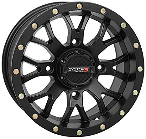 ST-3 UTV Wheel (MATT BLACK )