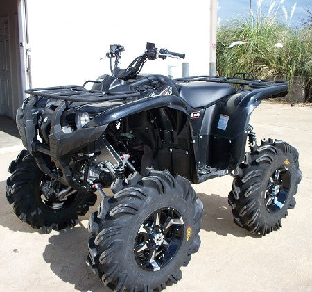 Yamaha Grizzly Catvos 6 Inch Lift