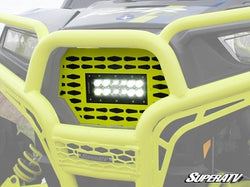 "Front Grille - Holds 6"" LED Light"